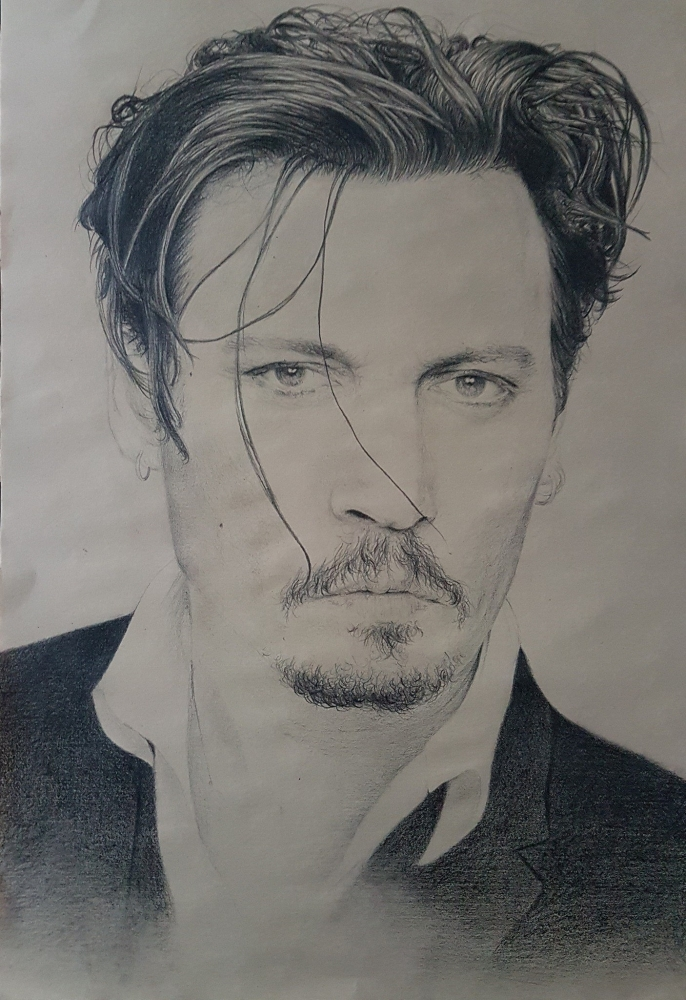 Johnny Depp by eyes94